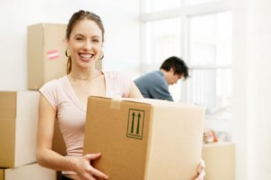 Local Packing And Moving